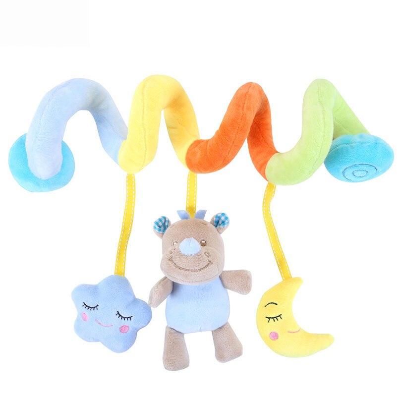 Rhinoceros Crib Toys