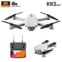 KK5 RC Drone 4K HD Dual Camera 1