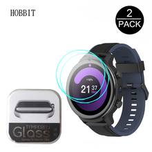 2PCS 9H Anti-Scratch Waterproof Glass For KOSPET POWER 1.6inch Smart Watch Screen Protector
