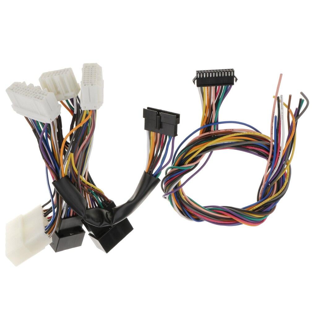 OBD0 ZU OBD1 ECU Motor Computer Adapter Harness Umwandlung Jumper für 88-91 HONDA CIVIC für Manuelle Übertragung Nur