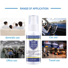 100ml Disposable Disinfection Household Cleaning Agents Antiseptic Skin Cleaning Care Disinfectant Spraying Hand Sanitizer