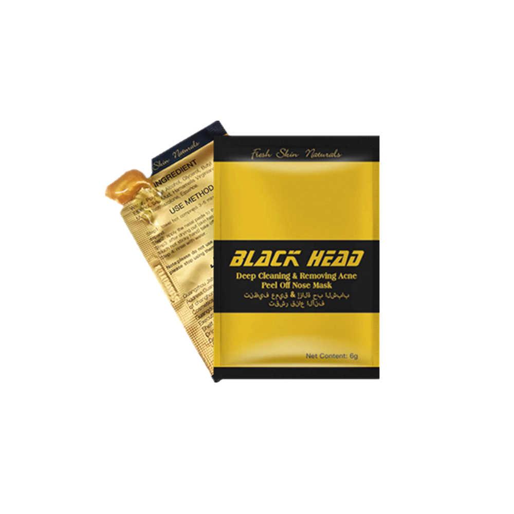 Diepzee Minerale Litteken Reparatie Essentie Maskers Mee-eter Verwijderen Gezicht Pack Whitening Zwart Masker Modder Acne Behandelingen Gezicht Vel 1 stuks
