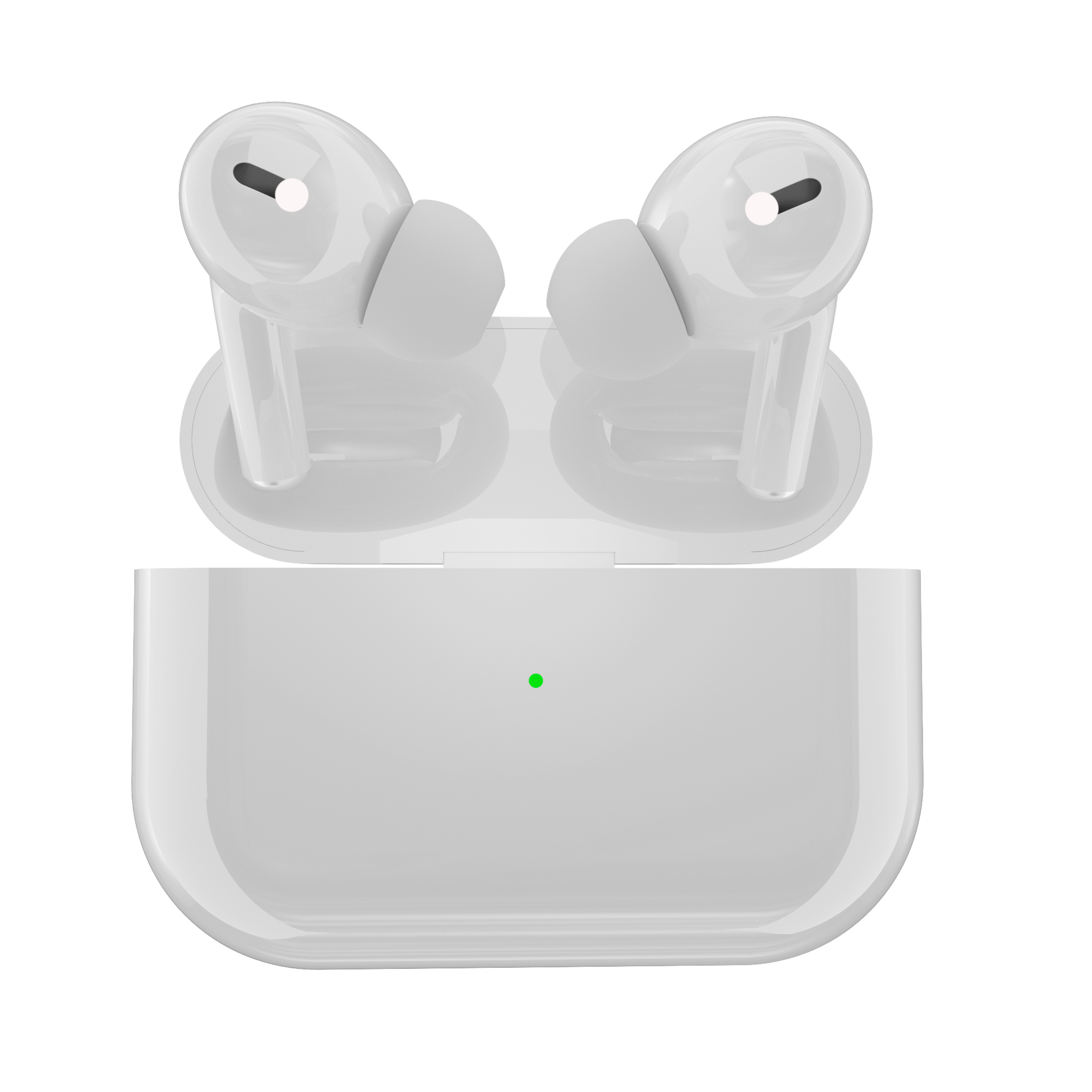 Airpodding Pro 3 Wireless Earphone Bluetooth Headphones Stereo Bass With Mic Charging Box Sport Headset For Smart Phone