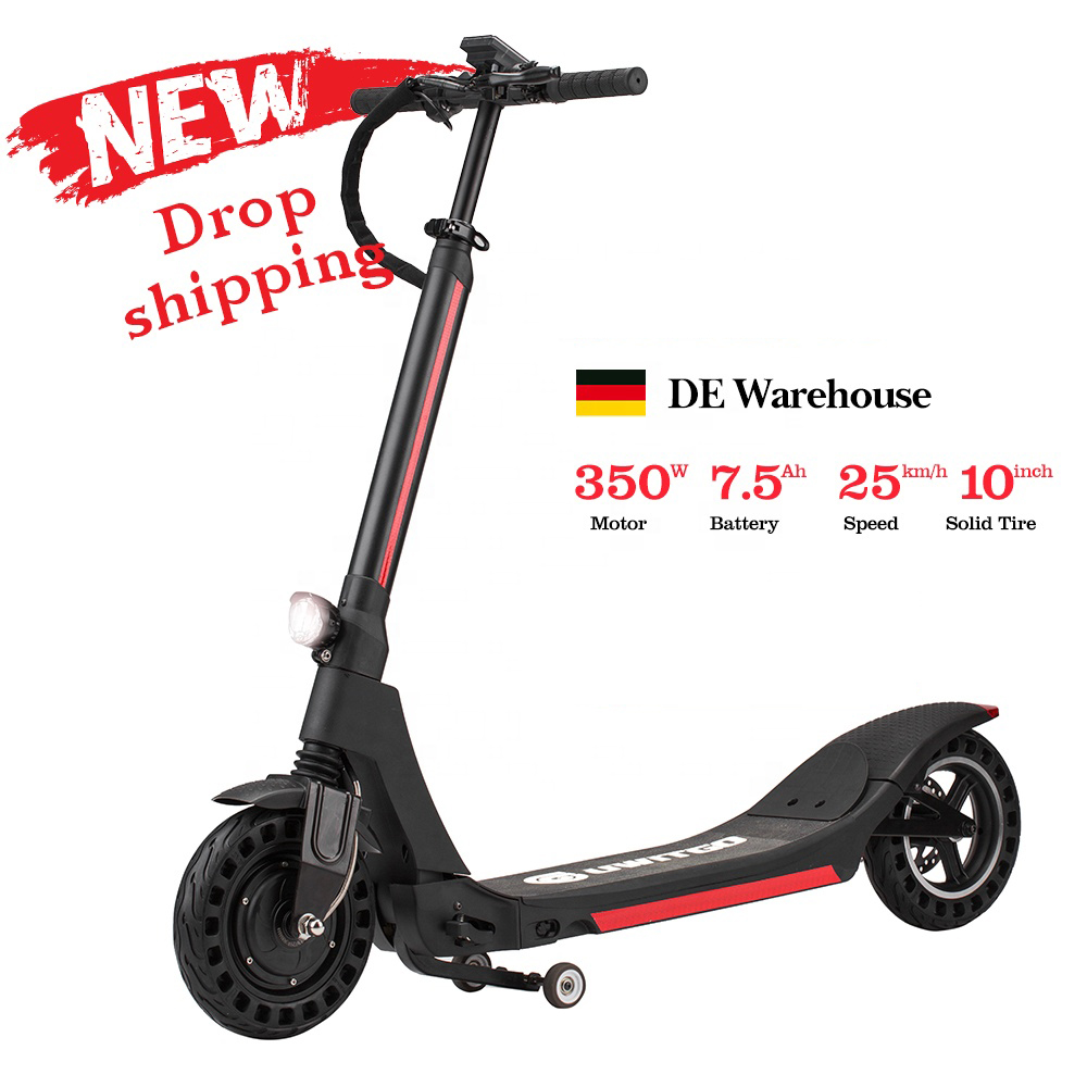 Electric Scooter Adult Folding Smart Electric kick scooter Electric Longboard folding scooter with seat kick scooters