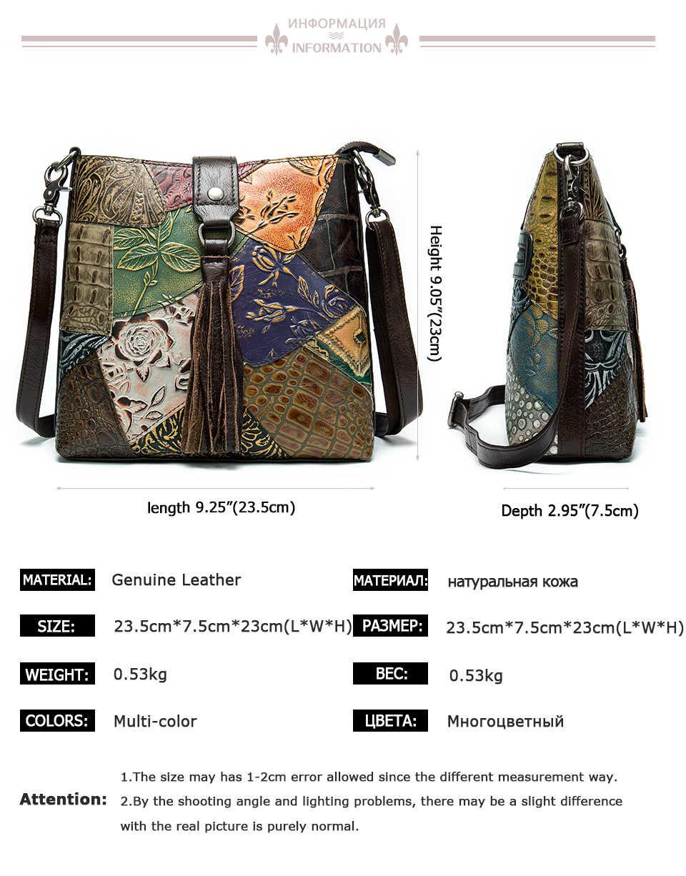 WESTAL женская сумка из натуральной кожи сумка из лоскутов женские кожаные сумки женские сумки через плечо женские сумки для женщин