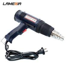 LAMEZIA 220V 1500W High Quality Industrial Dual Temperature-controlled Electric Hot Air Gun Building Dryer Construction HeatGuns