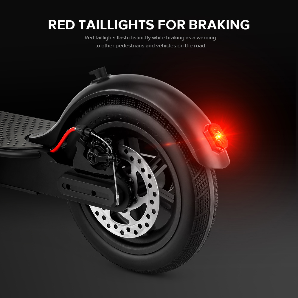 6.0Ah/7.5Ah Folding Electric Scooter for 15-20KM Distance 4