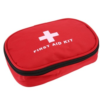 цена на First Aid Kit Portable Camping Emergency Medical Bag Home Small Medical box Emergency Survival kit Outdoor Travel Survival kit