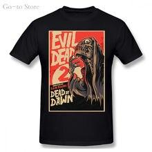 Зловещие мертвецы 2 футболка злой dead ужас подарок унисекс