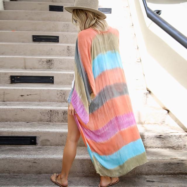 Beach Oversize Kimono