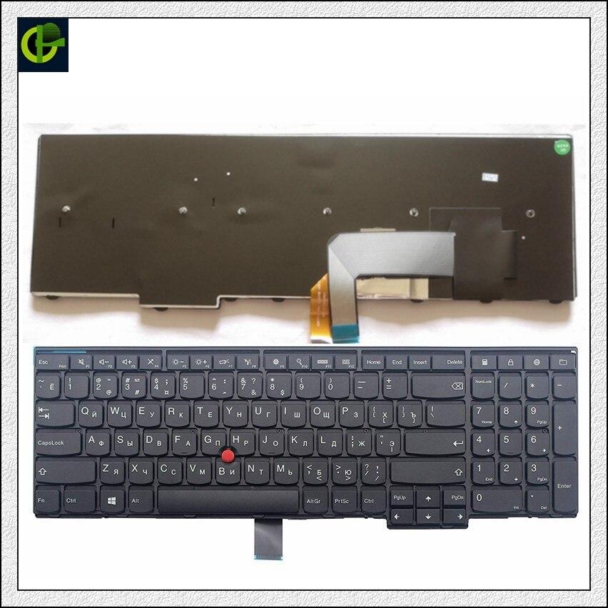 Оригинальная новая Русская клавиатура для IBM ThinkPad W540 W541 W550s T540 T540p T550 L540 край E531 E540 L570 0C44592 0C44913 ру