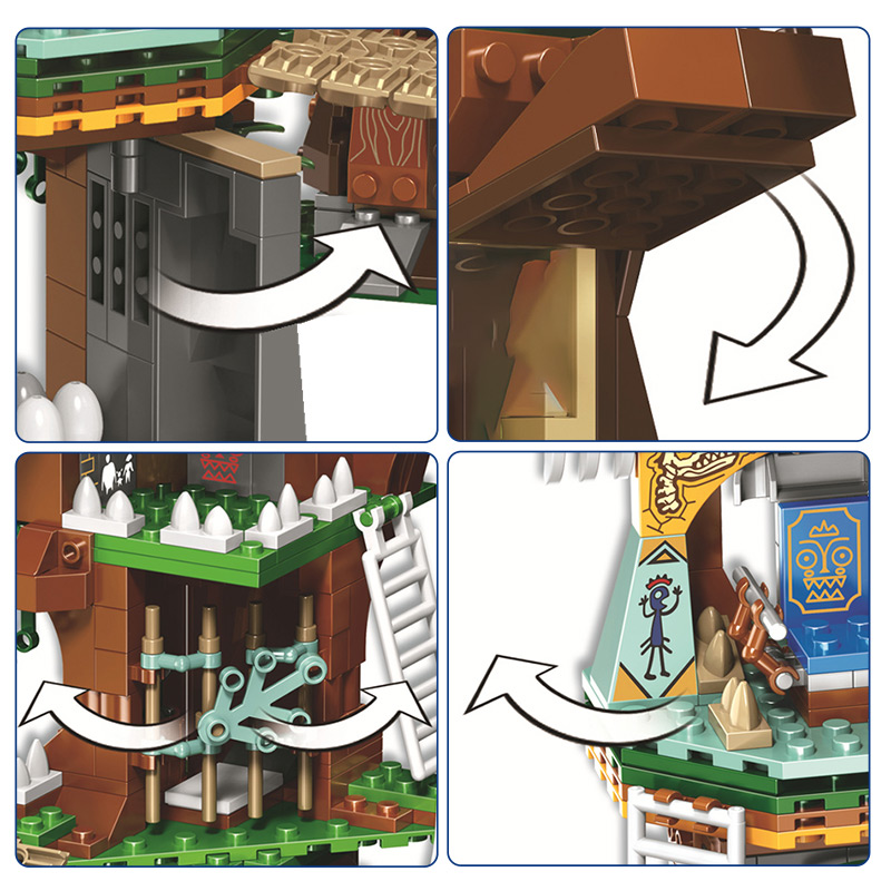 figuras tijolos conjuntos brinquedos para criancas presentes 03