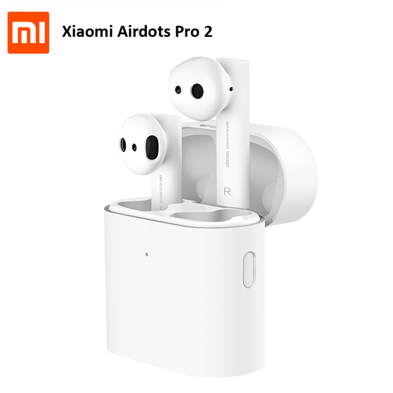 Oringinal For Xiaomi Airdots Pro 2 Air 2 TWS Wireless Earphone Mi True Earbuds 2 LHDC Tap Stereo Control Dual MIC ENC Handsfree