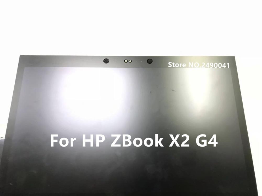 Pantalla LCD de envío gratis 14 con táctil para HP ZBook X2 G4 3840*2160 4K UHD - 2