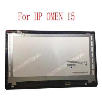 """15.6"""" Laptop LCD Assembly FOR HP Omen 15-5014 LTN156HL02 LCD Screen Display Touch Digitizer Panel Replacement"""
