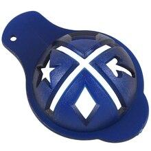 Мяч для гольфа линия лайнер маркер шаблон рисования инструмент выравнивание знак знак с пена крепление : линия производитель и ручка