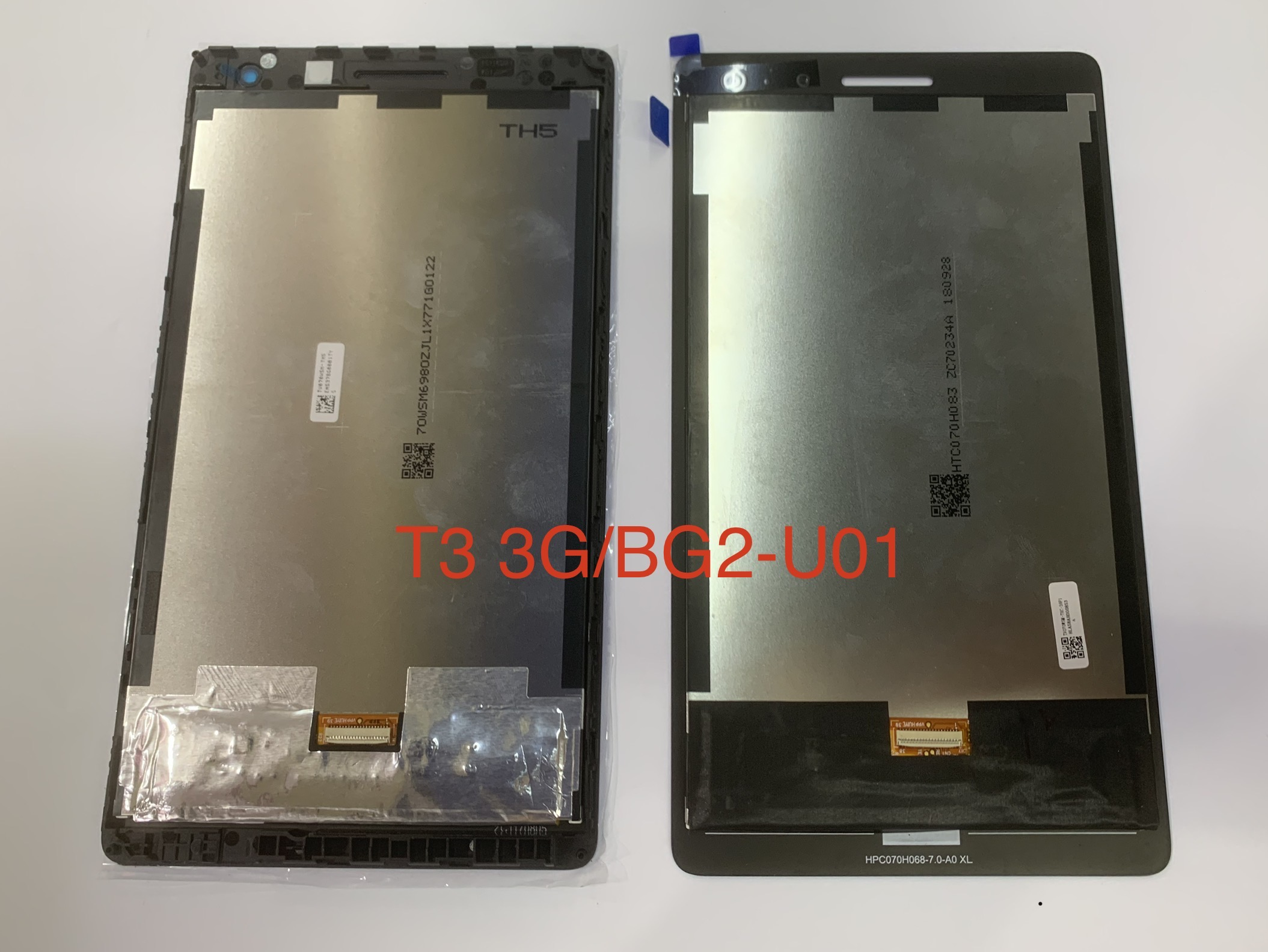 Monitor-Assembly Sensor Frame Lcd-Display Touch-Screen BG2-U03 Huawei Digitizer Glass title=