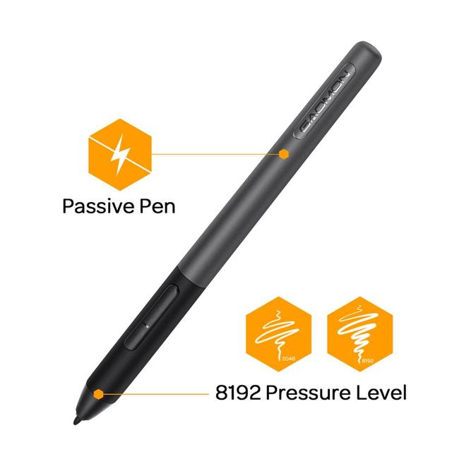 Gaomon pd1561 15.6 polegadas ips hd gráficos desenho tablet monitor 72% ntsc gama de cores com 8192 níveis caneta bateria-livre 1