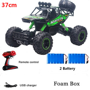 Newest 1:12 4WD RC Car Updated Version 2.4G Radio Control Car Toys Buggy Off-Road Remote Control Trucks boys Toys for Children