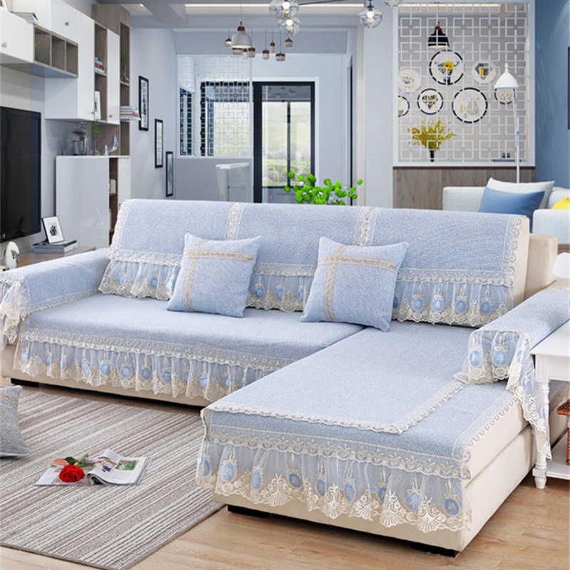 Sofa Cover L Shaped Cloth