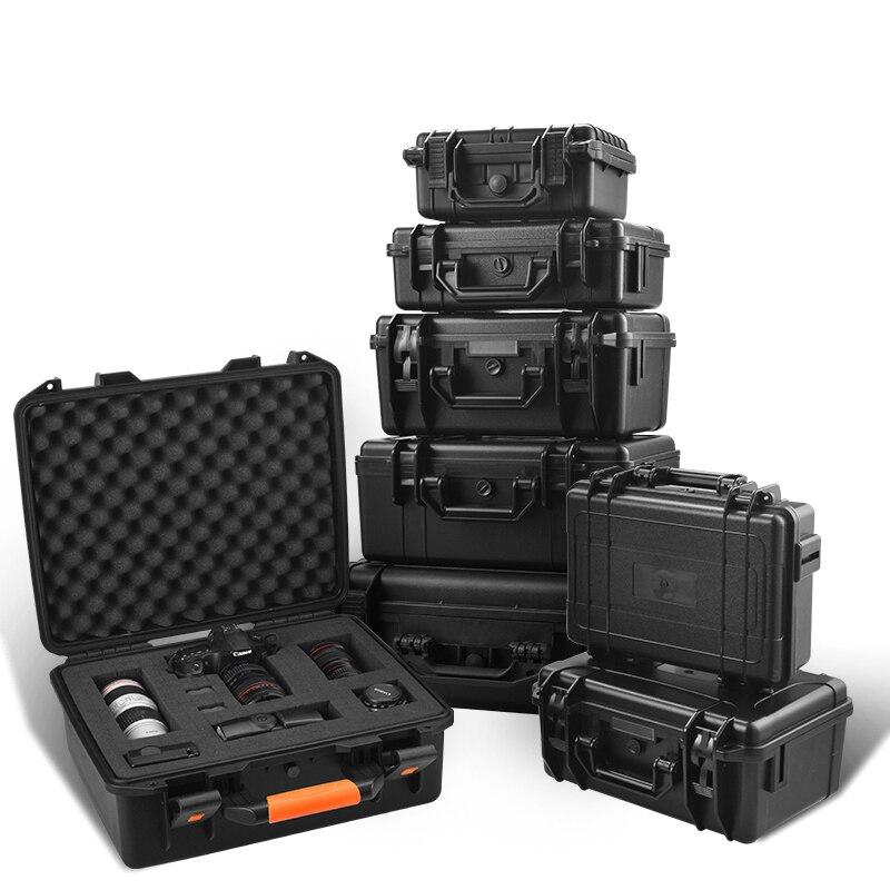 Чехол для инструмента, ударопрочный защитный чехол, защитный ящик для инструментов, чехол для камеры, ударопрочный водонепроницаемый ящик ...