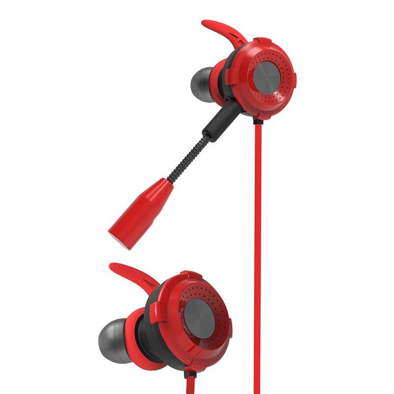 Timjuif Sport écouteur avec crochet d'oreille dans l'oreille Microphone pour jeu tik tok Internet célébrité casque mode icône W3 livraison gratuite