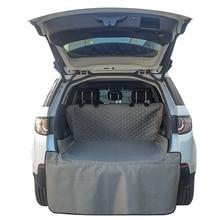 Dog Car Seat Cover Waterproof Anti-dirty Auto Trunk Seat Mat Pet Carriers Protector Outdoor Pet Bag Hammock Cushion