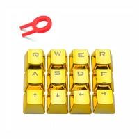 Keyboard KeyCap Set FPS MOBA Gaming Keycaps For Cherry MX Mechanical Keyboard WASD Keys with Key Puller Bi color Keycaps Kit|keyboard keycaps|keycaps for mechanical keyboard|keycap set -
