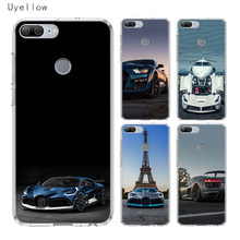 Uyellow Cool Sports Car Desig Phone Case For Huawei Honor 8A 8X 8C 8S 9 9X 10 20 lite Pro Play 20i V20 Silicone Cover