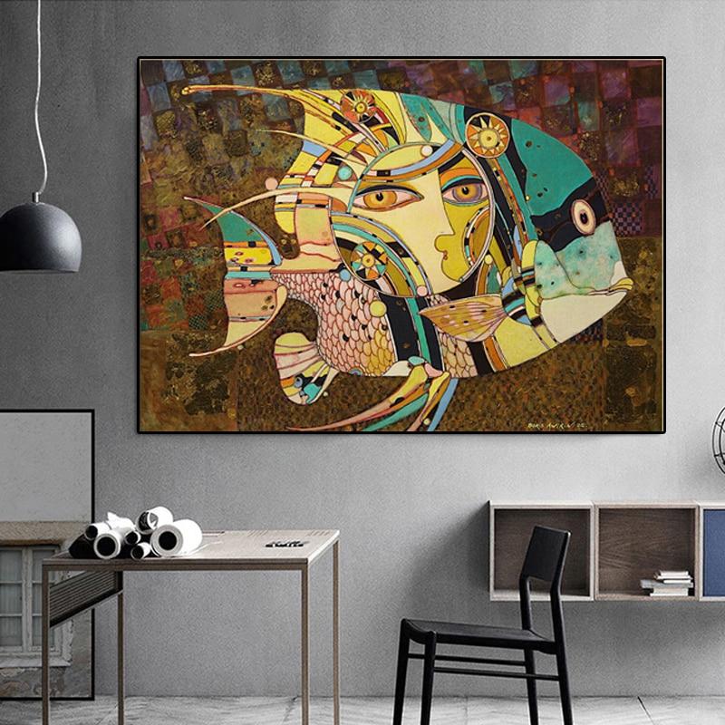 Free shipment Boris Anikin -2 famous oil painting reproduction Art Picture Paint on Canvas Prints