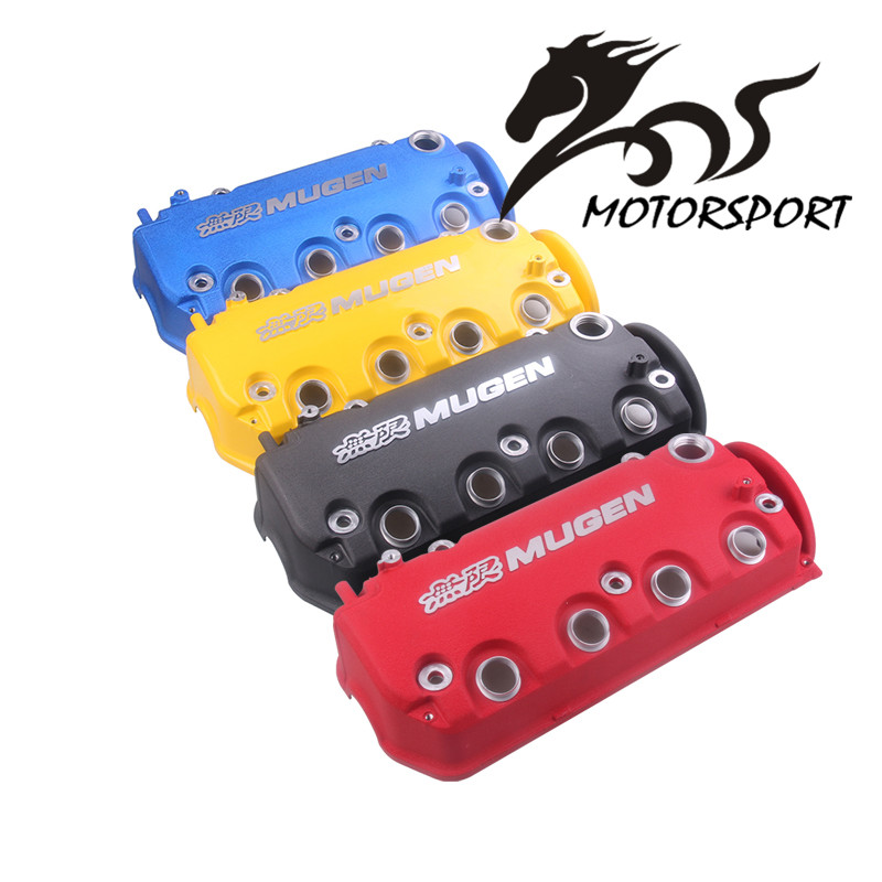 MUGEN Type R Rocker Valve Chamber Cover For Honda Civic D16Y8 D16Y7 VTEC SOHC