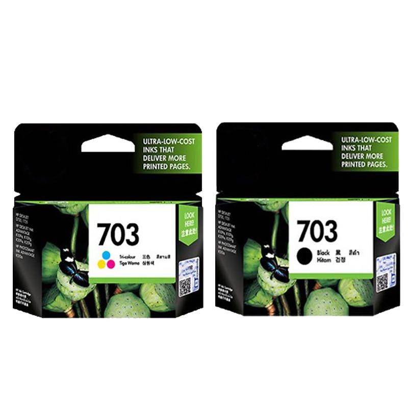 Original New 703 Printhead For HP 703 Ink Cartridge For Deskjet K109A K209A K510A F735 D730 Print Head
