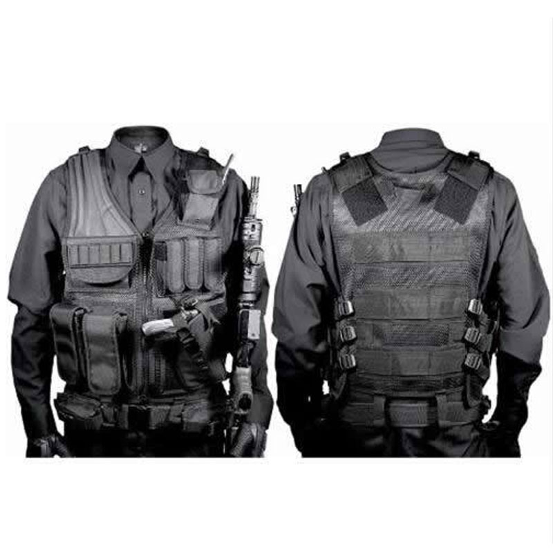 Military Clothing Vest Tactical Softair Multicam Militaire Uniforme Militar Combat Colete Tatico Hunting Multi-functional