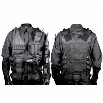 Vêtements militaires gilet tactique Softair Multicam Militaire Uniforme Militaire Combat Colete Tatico chasse multi-fonctionnel