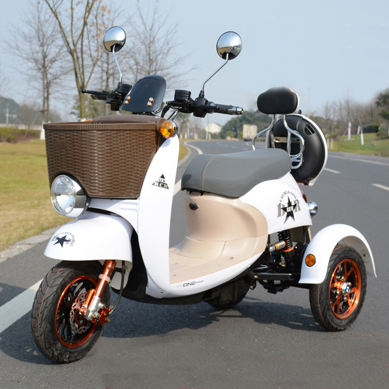 Electric Scooter Electric Motorcycle Citycoco Motor 800W 60V/20A E Bike Electric Bicycle
