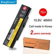 KingSener מחשב נייד סוללה עבור Lenovo ThinkPad E555 E550 E550C E560 E565C 45N1759 45N1758 45N1760 45N1761 45N1762 45N17 48WH