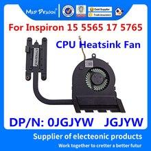 Çılgın ejderha marka dizüstü bilgisayar Dell Inspiron 15 5565 17 5765 dört çekirdekli CPU soğutucu ve Fan için entegre Intel grafik 0JGJYW JGJYW