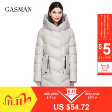 Female Jacket Parkas Women's Coat Plus-Size Outwear Down Warm Long-Thick Fashion-Brand