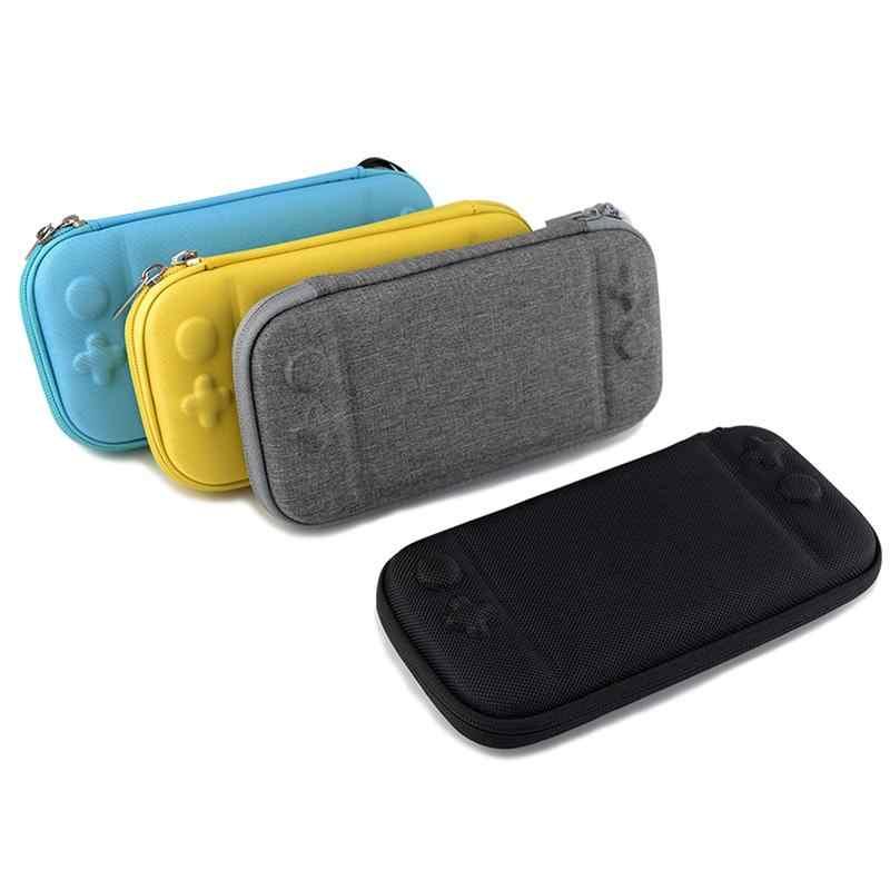 حقيبة للتخزين للتبديل لايت لعبة وحدة التحكم للصدمات المضادة للخدش السفر المحمولة قذيفة الغطاء الواقي العام