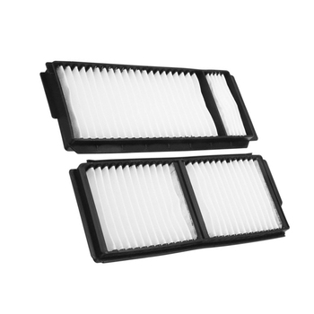 Replacement Cabin Air Filters For Mazda 3 2004-2009 5 2006-2010 Auto 2Pcs BP4K6-1J-6X9A BP8P-61-J6X BP8P-61-J6X-9A image
