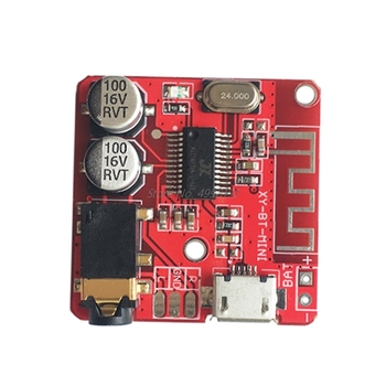 3.7-5V MP3 Bluetooth Lossless Decoder Board Car Stero Speaker Amplifier Module Dropship image