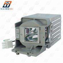 5J. J4R05.001 החלפת הנורה מנורת מקרן עם דיור לbenq EP5832 EP6735 MW712 MX813ST MX813ST + מקרן
