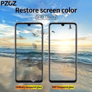Image 4 - Pzoz per Red Mi Nota 7 di Vetro Completamente Coperto Temperato Pellicola Protettiva per Xiaomi Mi 9 A2 Lite Vetro Rosso Mi 4X5 Più K20 Nota 8 Pro