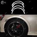 FRP Набор для арки отделка для BRZ ZELE стиль углеродное волокно/Стекловолокно передний и задний Набор для арки набор для тела тюнинг для BR-Z гоно...
