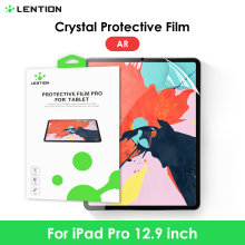 Lention HD scratch-beständig oleophobe screen protector für Apple Neue iPad Pro 12,9 zoll(China)
