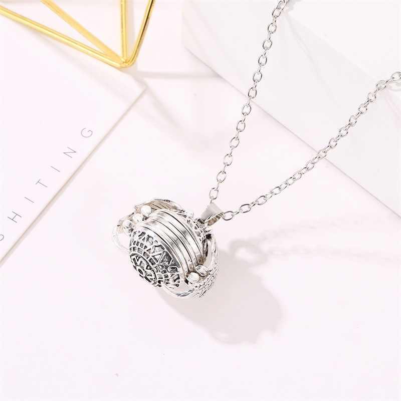 Magic 4 фото подвеска памятный, Подвесной Ожерелье с медальоном с ангельскими крыльями ожерелье с кулоном модные альбомная коробка Цепочки и ожерелья s