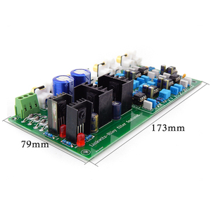 Image 2 - Crossover Electrical Frequency Divider Network Electronics Of Linkwitz Riley Amplifier 3 band Frequency Separation Board