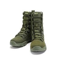 Высокие мужские походные ботинки, размеры 39-45.