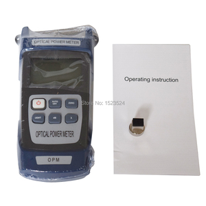 Image 5 - Free Shipping Fiber Optical Power Meter Fiber Optical Cable Tester  70~+10dBm or  50~+26dBm with FC SC Connector