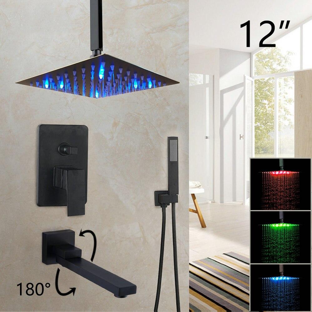 LED12 Inch Shower C2